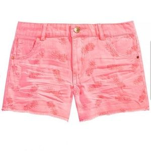 New Guess pineapple shorts